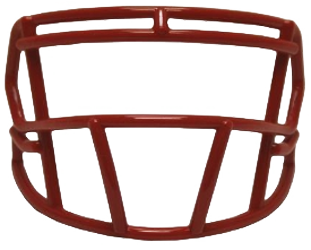Mini Speed S2BD Facemask Scarlet