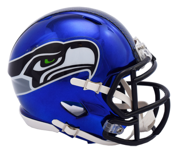 Seattle Seahawks NFL Mini Chrome Speed NEW 2018