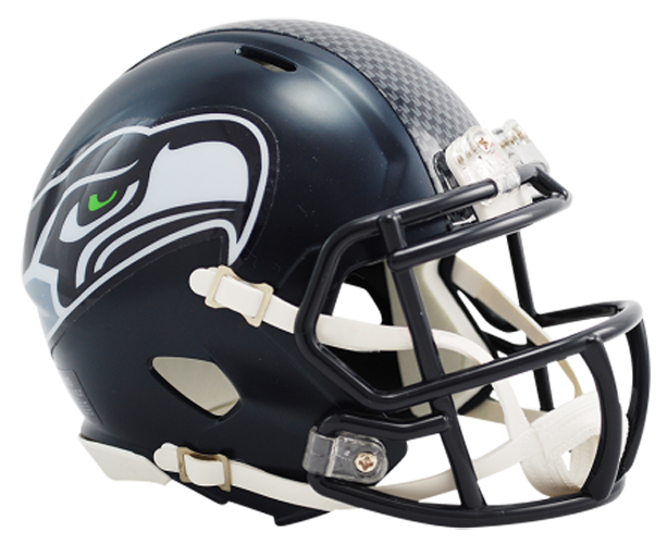 Seattle Seahawks NFL Mini Speed