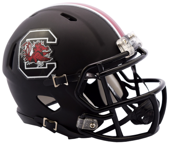South Carolina Gamecocks NCAA Mini Speed Matte Black