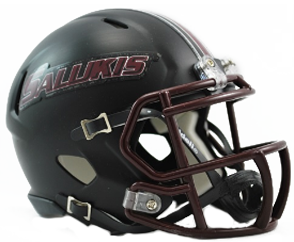 Southern Illinois Salukis NCAA Mini Speed Matte Black