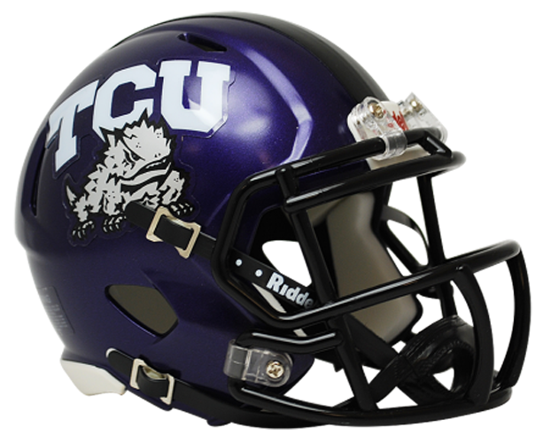 TCU Horned Frogs NCAA Mini Speed