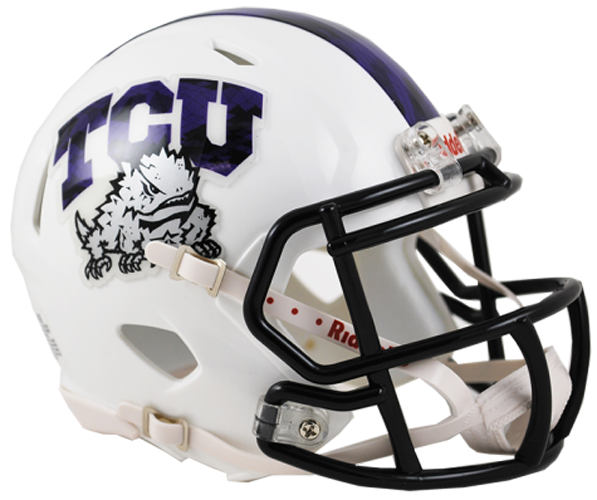 TCU Horned Frogs NCAA Mini Speed 2015