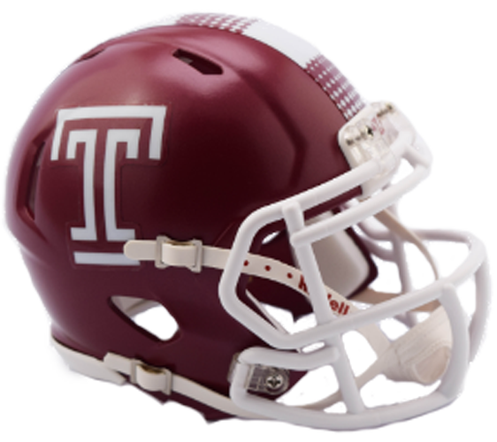 Temple Owls NCAA Mini Speed