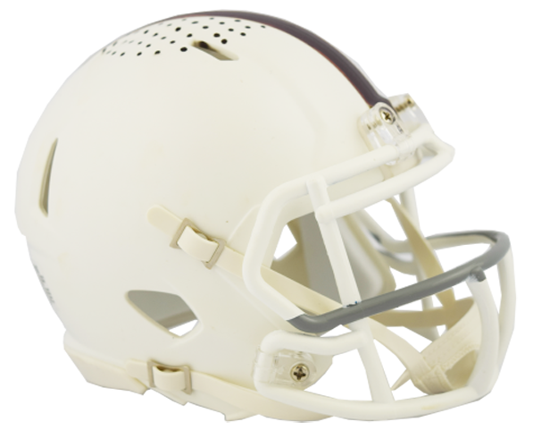 Texas A&M Aggies NCAA Mini Speed White 1956