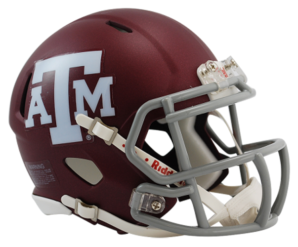 Texas A&M Aggies NCAA Mini Speed