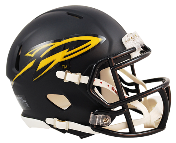 Toledo Rockets NCAA Mini Speed Matte Navy