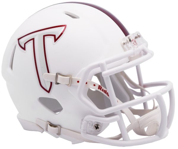 Troy State Trojans NCAA Mini Speed T side decals
