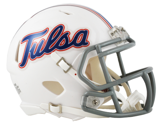 Tulsa Golden Hurricane NCAA Mini Speed