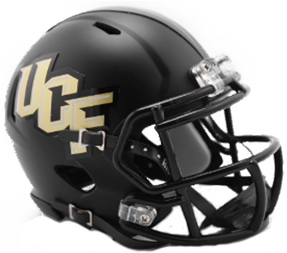 Central Florida Golden Knights NCAA Mini Speed Anthracite