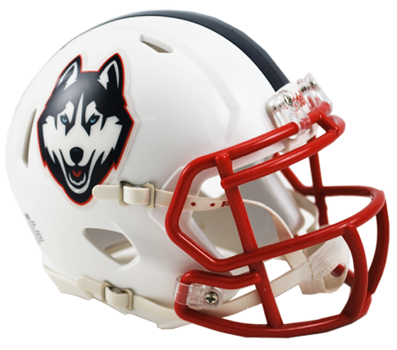 Connecticut Huskies NCAA Mini Speed Husky - Click Image to Close
