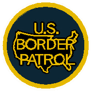 USBP Patch Logo Mini Helmet