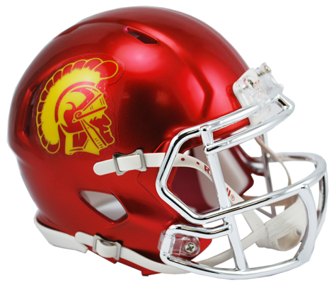 USC Trojans NCAA Mini Speed CHROME
