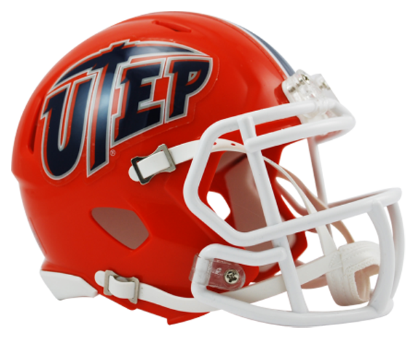 UTEP Miners NCAA Mini Speed