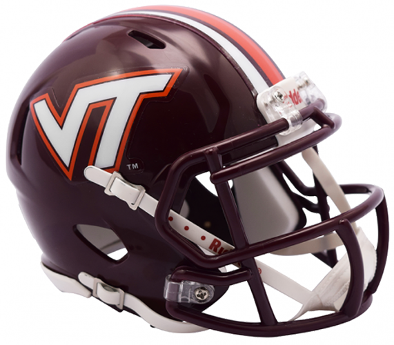 Virginia Tech Hokies NCAA Mini Speed