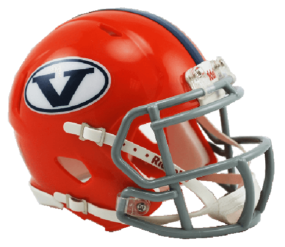 Virginia Cavaliers NCAA Mini Speed 1968 Throwback