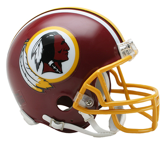 Washington Redskins 1982 Mini Throwback
