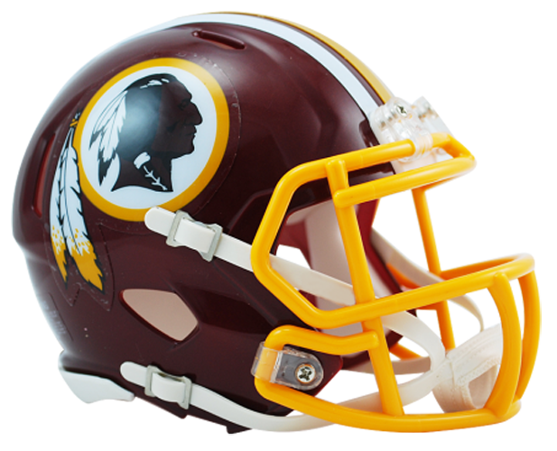 Washington Redskins NFL Mini Speed