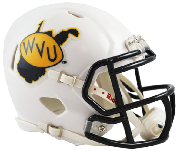 West Virginia Mountaineers NCAA Mini Speed 2013 Season