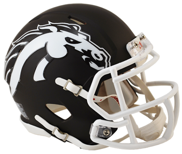 Western Michigan Broncos NCAA Mini Speed Matte Brown