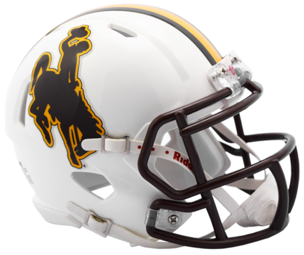 Wyoming Cowboys NCAA Mini Speed 2016