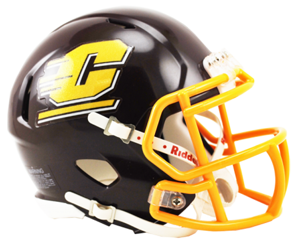 Central Michigan Chippewas NCAA Mini Speed