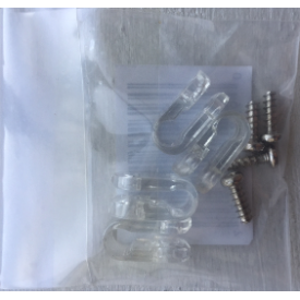 Mini Speed Clips and Screws Set (4 each)