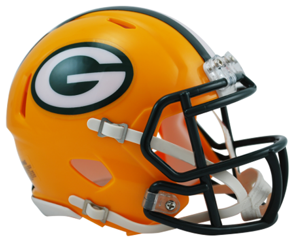 Green Bay Packers NFL Mini Speed