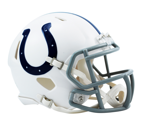 Indianapolis Colts NFL Mini Speed 2020