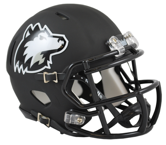 Northern Illinois Huskies NCAA Mini Speed Matte Black