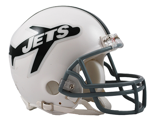 New York Jets 1963 Mini Throwback