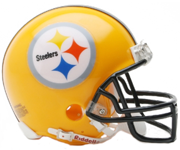 Pittsburgh Steelers 1962 Mini Throwback 75th Anniversary
