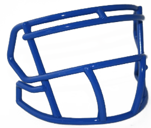 Mini Speed S2BD Facemask Royal Blue