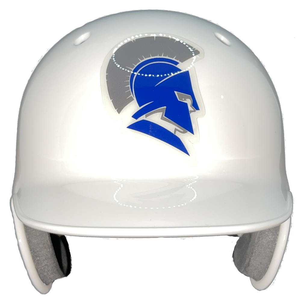 Sparta Spartans Mini Baseball Helmet