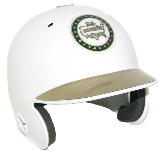 Custom Mini Baseball Helmets (orders of 12+)